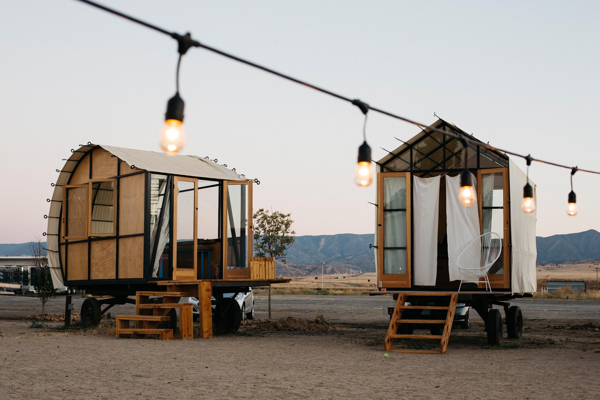 cabañas airbnb